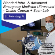 Blended Introduction to Emergency Medicine and Advanced Emergency Medicine/Critical Care Ultrasound