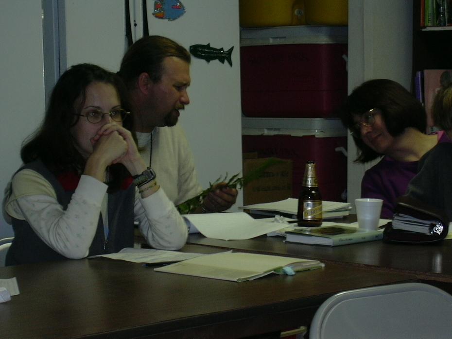 NPW.intense plant discussion.DEC2002