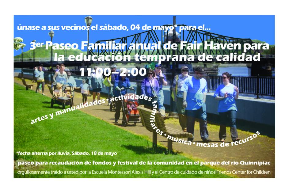 Final Family Walk - Spanish