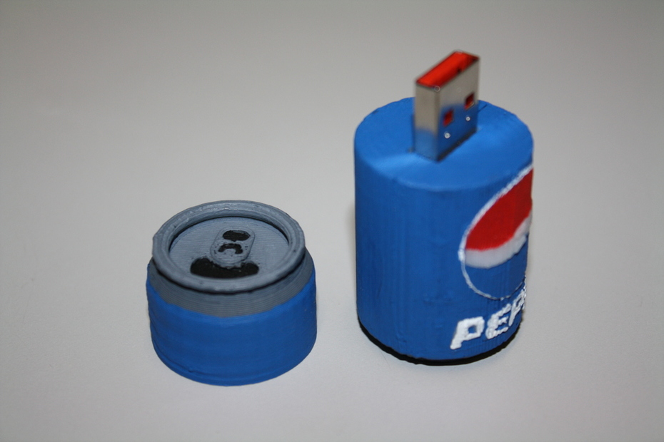 Yes, It Is A Pepsi Can