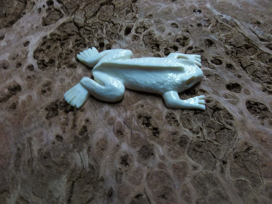 Frog bridge - done