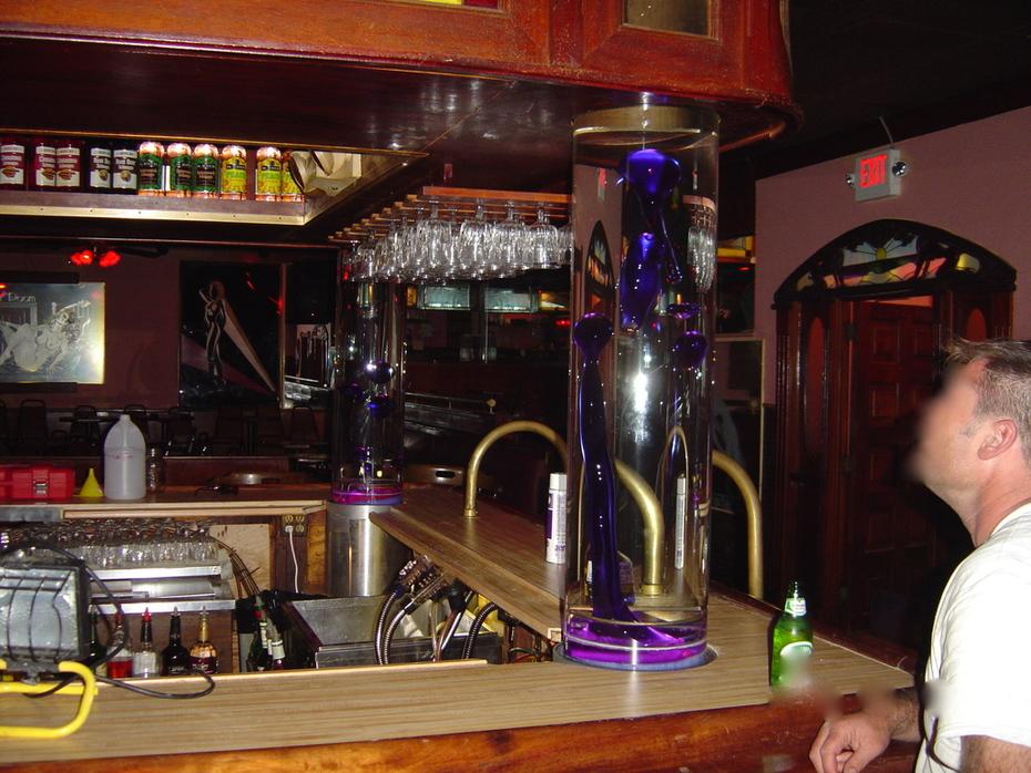 Custom Bar Inlay Florida
