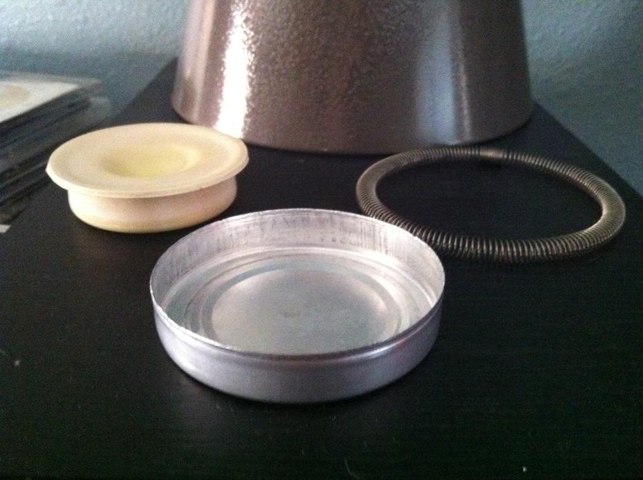 Grande Cap/Plug/Heating Coil