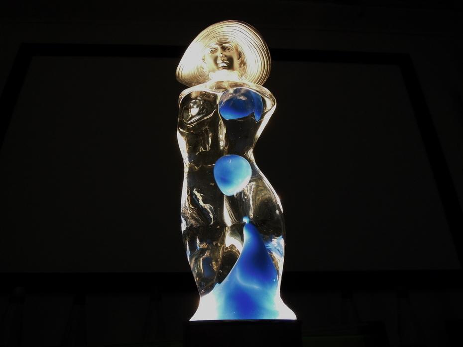 Unknown Woman Statue
