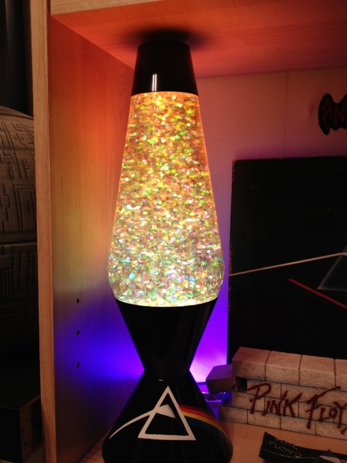 Darkside Of The Moon Lamp