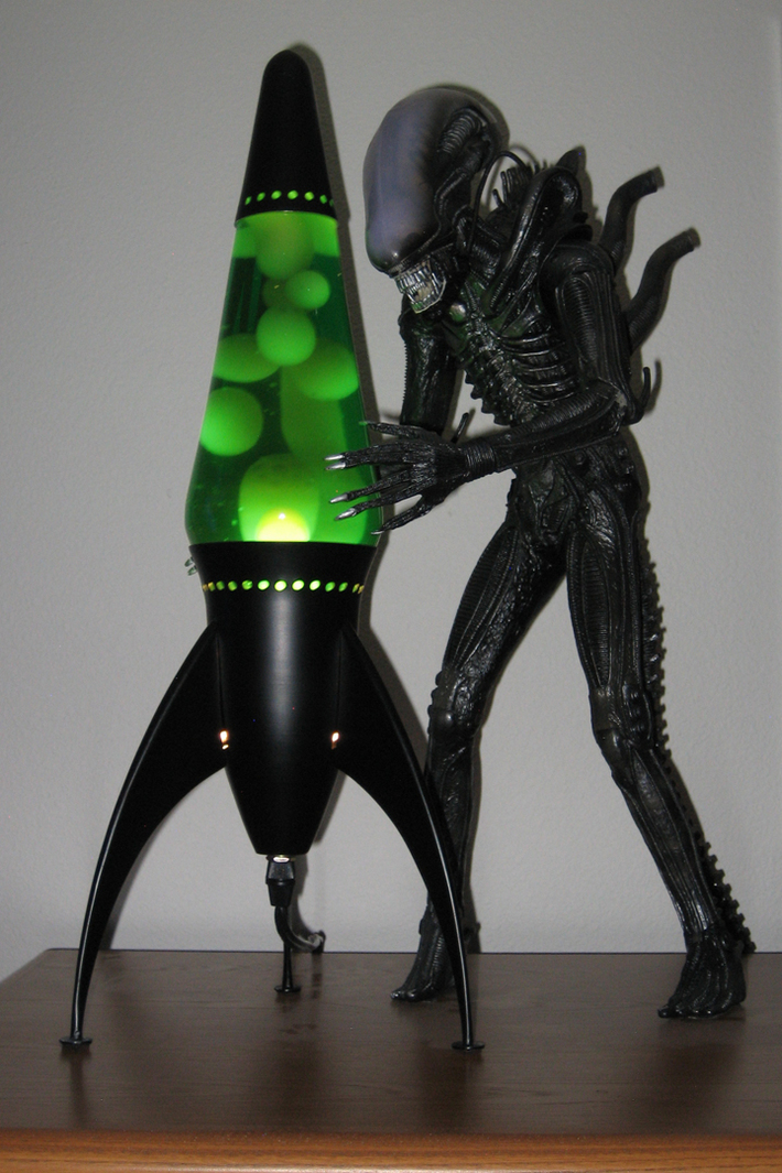 Alien Lava