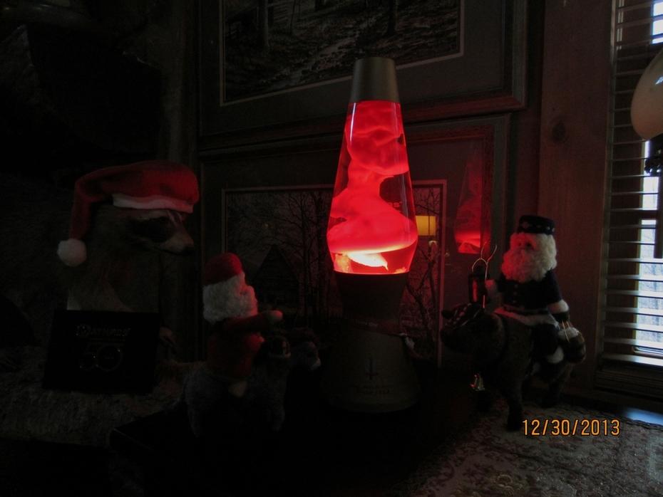 Mathmos 50th Anniversary Lamp and a Few Friends