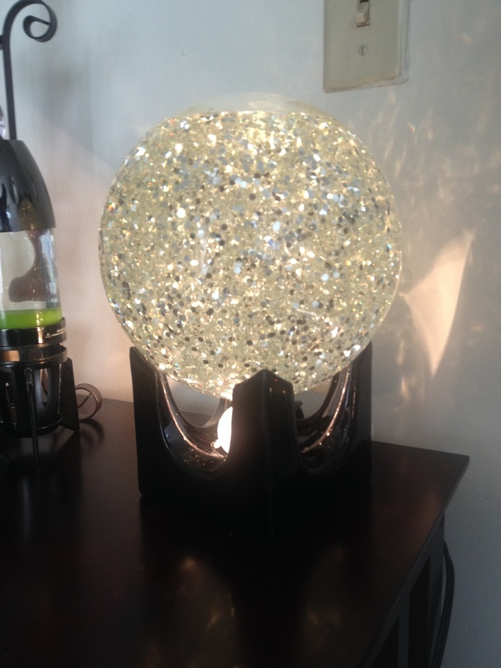 Glitter Sphere