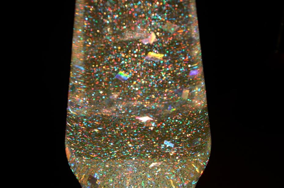 Multi Colored Glitter