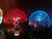 Italian Fiber Optic Lamps