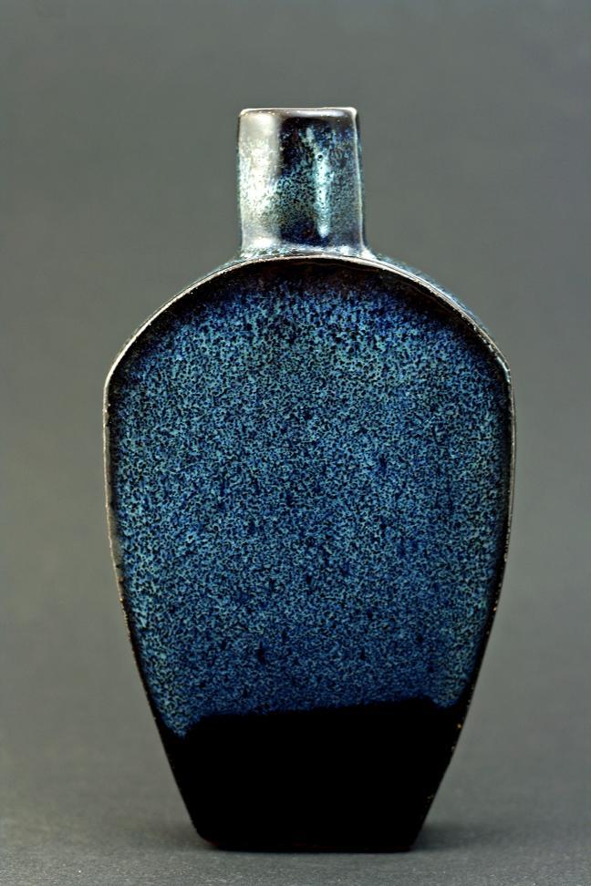 Blue on Black temoko