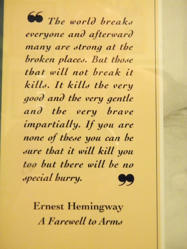 ...but there will be no special hurry.....