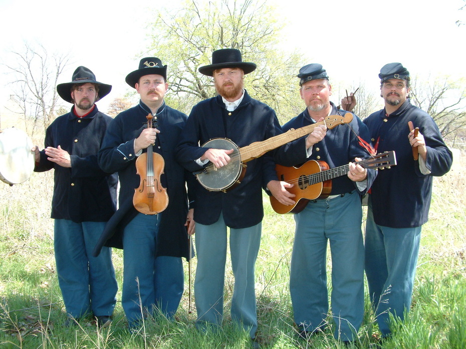 The Gum Springs Serenaders, 2003