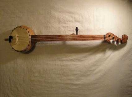 gourd banjo 2