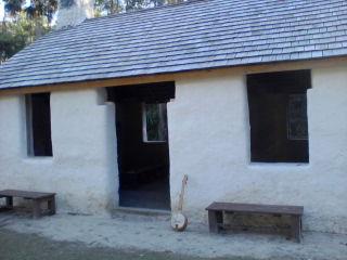 Kingsley Plantation Slave Cabins-3
