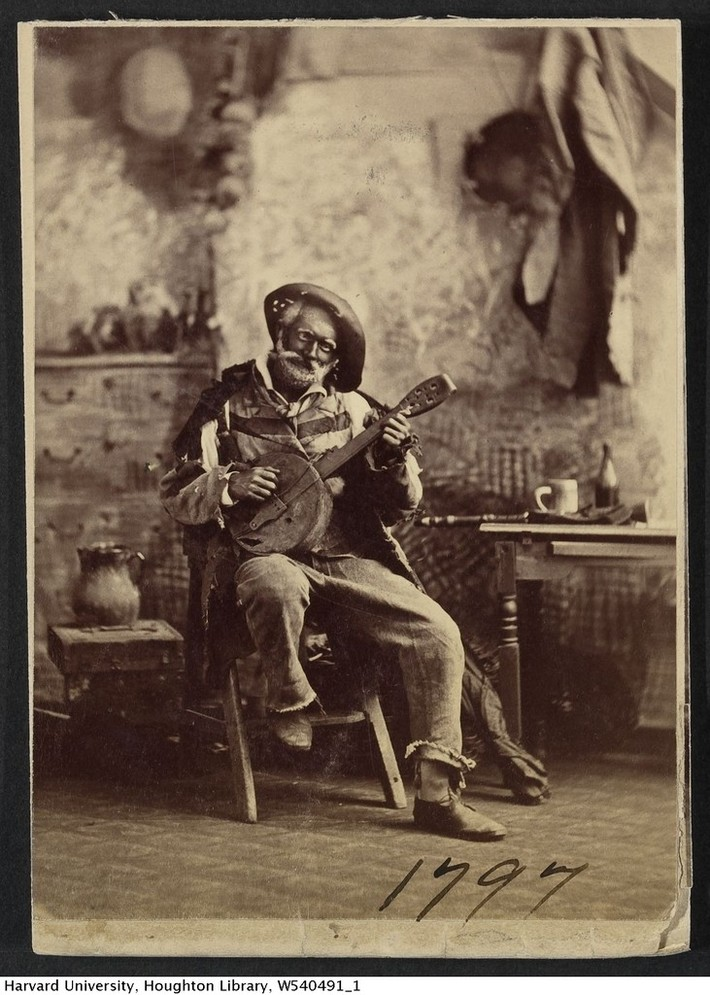 Dan Bryant Early Banjo