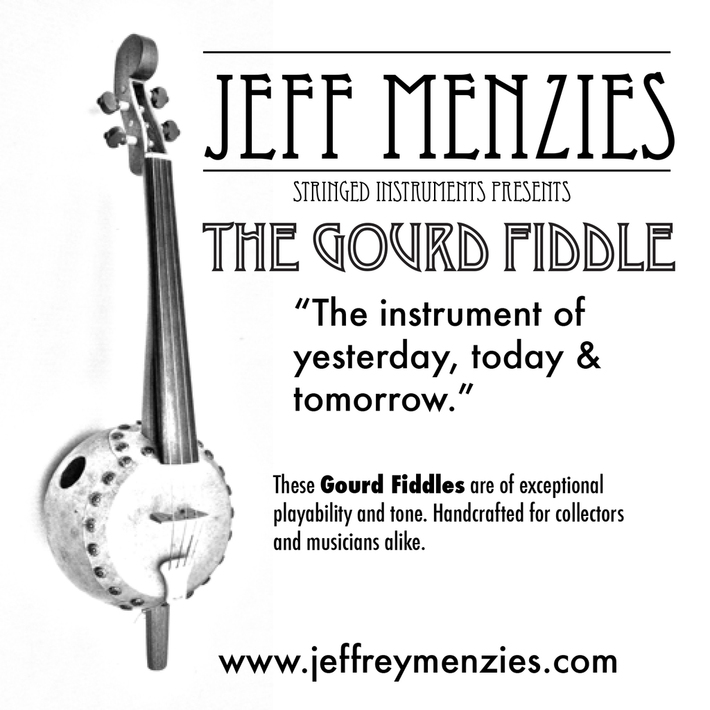 Gourd Fiddles!