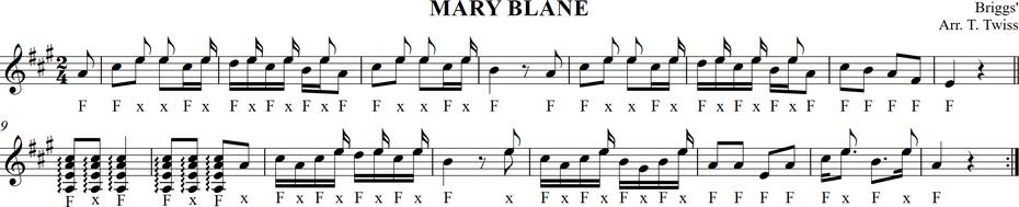 Mary Blane small