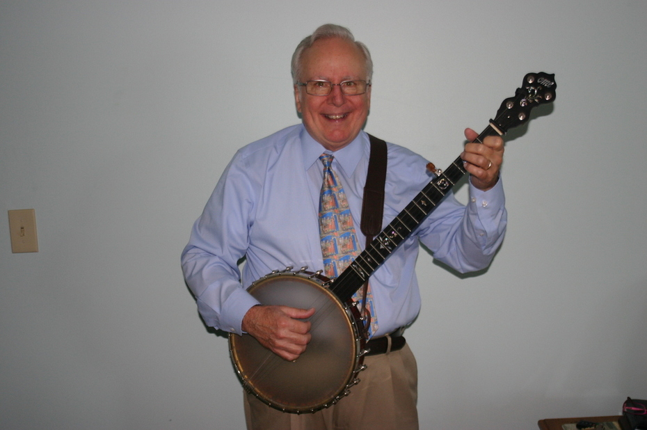 OME Open Back Clawhammer Banjo