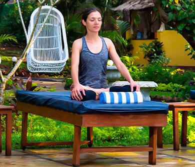 Luxury Yoga Retreat in Alleppey
