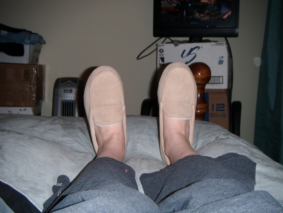 Slippers!