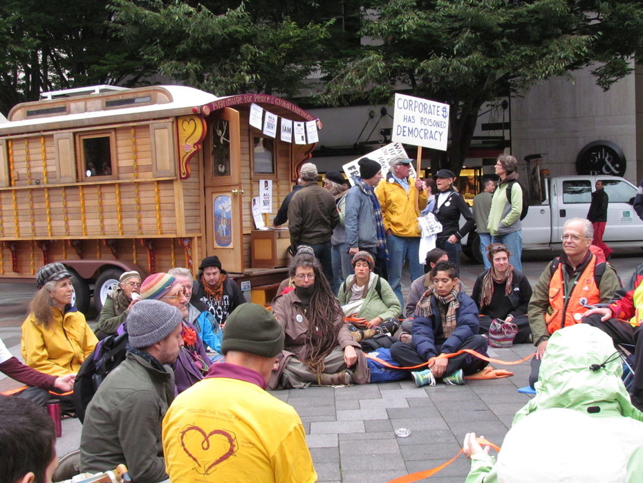 Occupy Seattle 2011