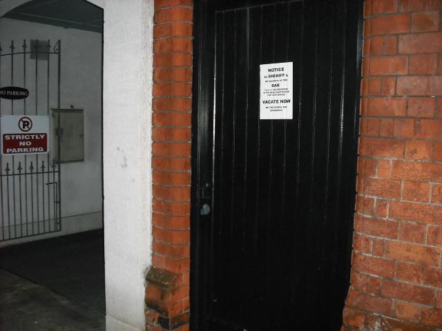 Chapel st.eviction Dundalk