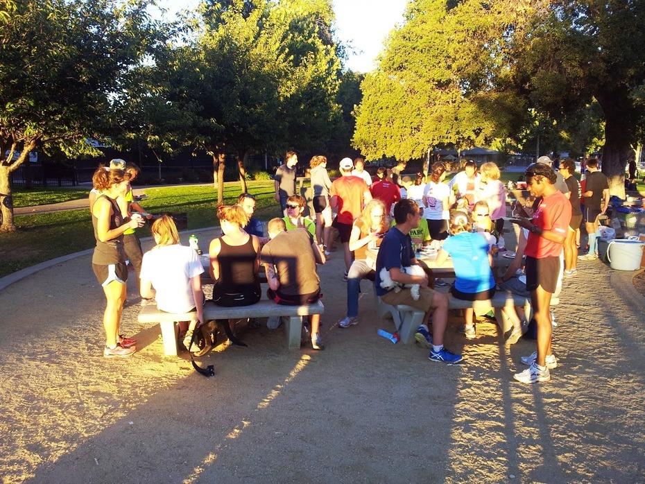 PARC Summer BBQ 2013