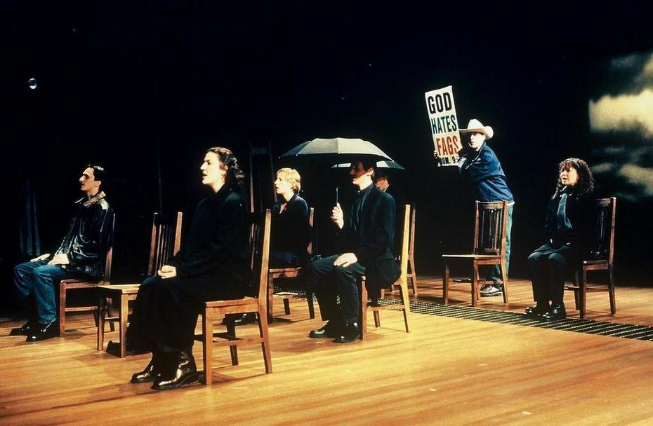 The Laramie Project at La Jolla Playhouse 2001