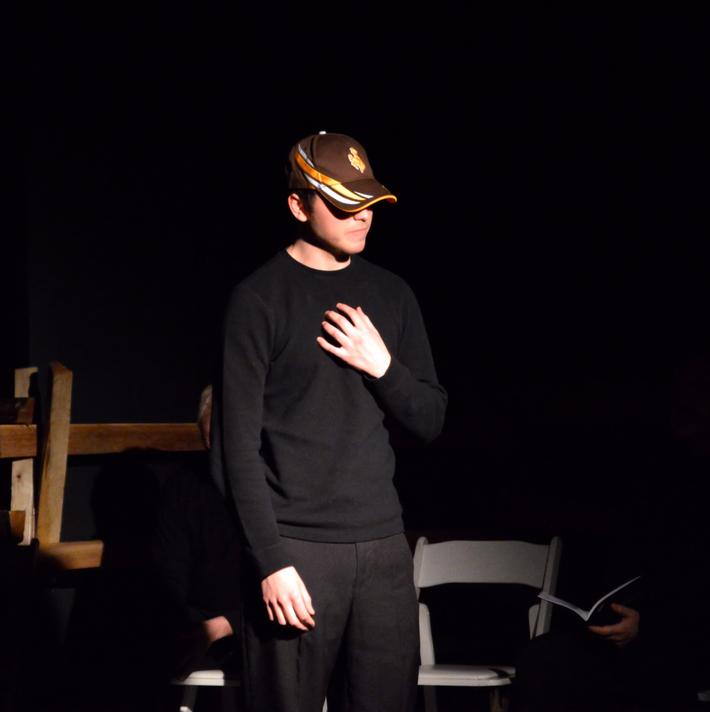 2014-04-05 The Laramie Project (230), Theatre Black Dog, Snoqualmie, WA