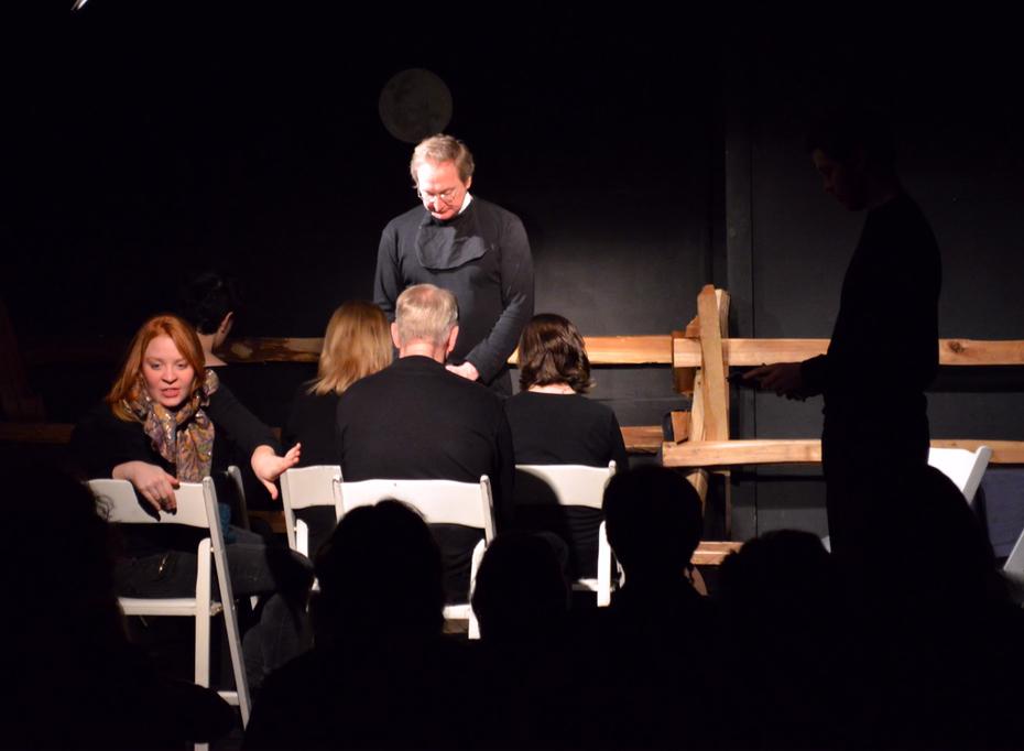 2014-04-05 The Laramie Project (170), Theatre Black Dog, Snoqualmie, WA