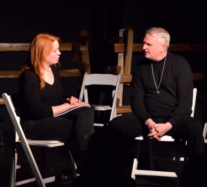 2014-04-05 The Laramie Project (156), Theatre Black Dog, Snoqualmie, WA