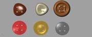 3D Parametric buttons
