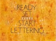 Let's Start Lettering w/Ricky!!!