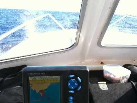 Crossing Bass Strait 2