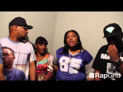 Chayna Ashley, Debo, Couture, E-Hart & Star Girl Lady Red Speak On Battles | #GladiatorSchool