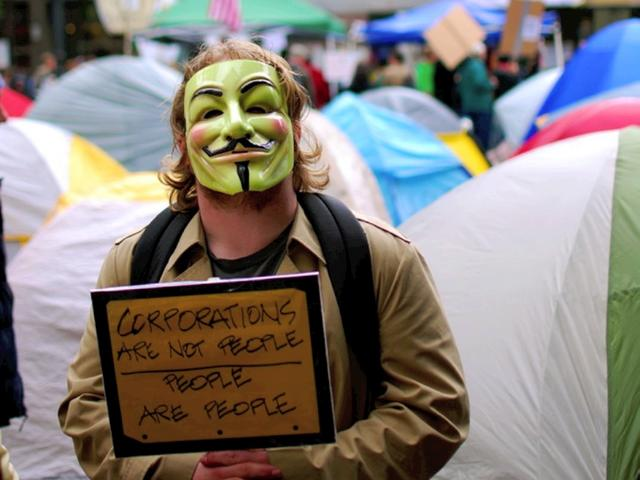 SingPeace! @ Occupy Seattle