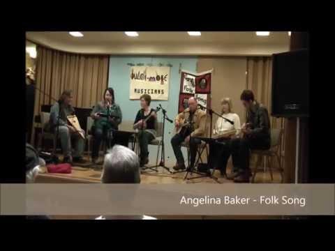 """Angelina Baker"" Daisy Hollow Band performing w/ Spring Creek Band 3/7/15"