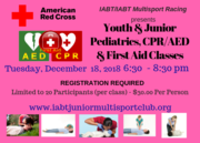 Youth and Junior Adult/CPR and 1st Aid Certification Course