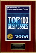 Top 100 Businesses 2006