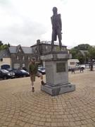 Wolfe Tone Statue