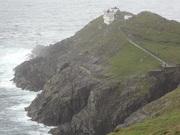 Mizen Head lighthouse.