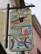 A Favorite Sign in Dingle