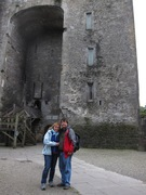 Ready For The Show in Bunratty Castle