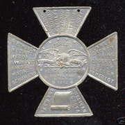 1872 World Jubilee Medal 1