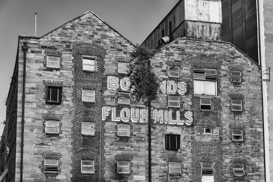 Flour Mills, South of the Liffey