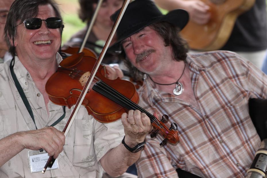 Kevin Burke and Paddy Keenan, 2010