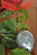 Celtic Knotwork ornament