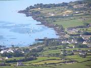 Schull Harbour from Mt Gabriel