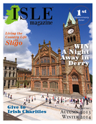 Issue 4 - 1st Anniversary Issue - November 2013